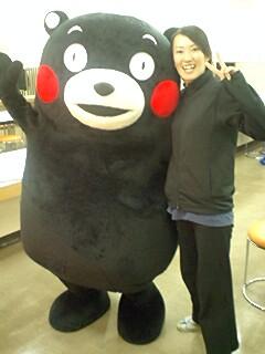 熊本のくまモン