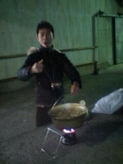 豚汁祭り!