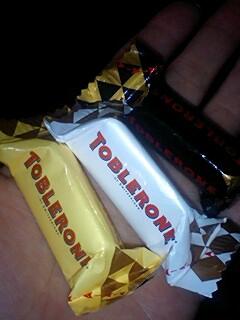 スイスのチョコレイト