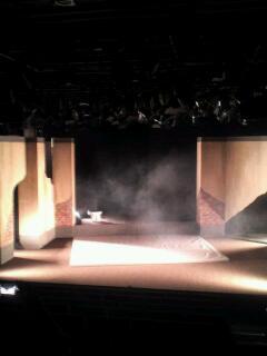 舞台の写真2